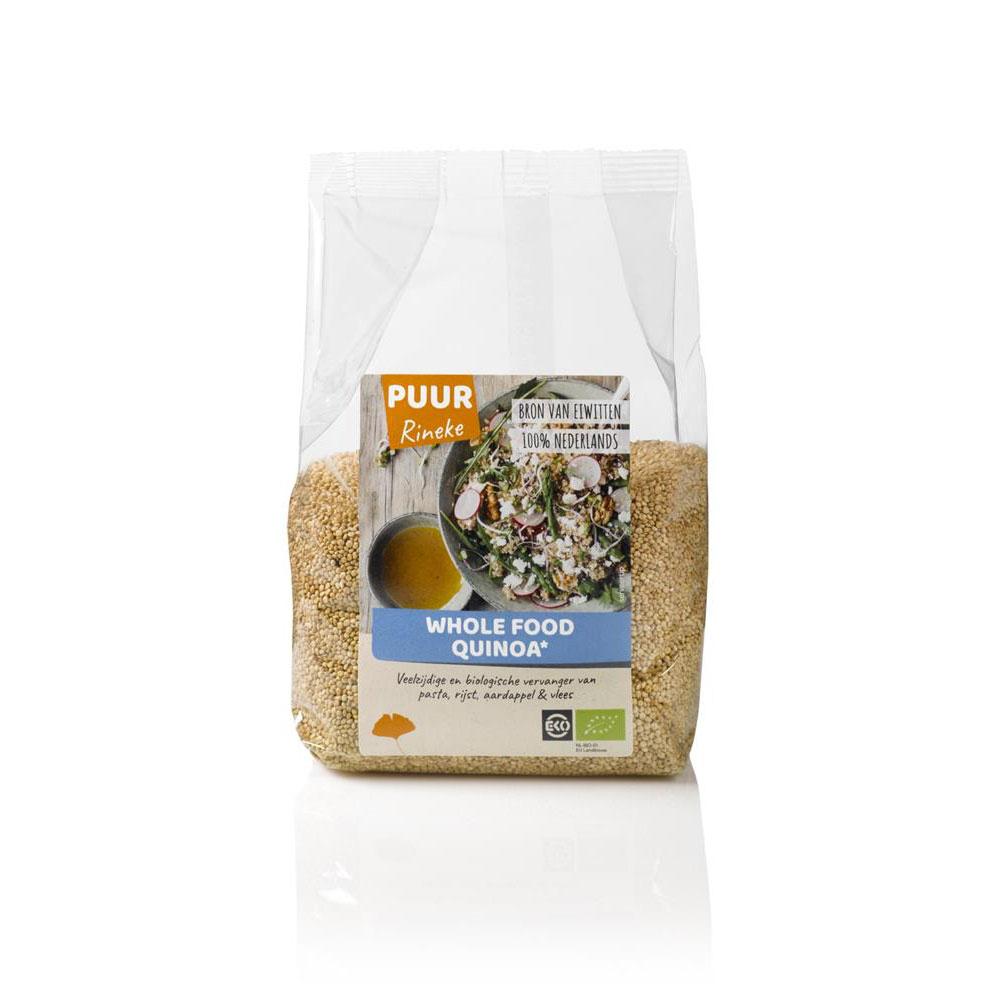 Whole Food Quinoa